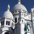 Stock Photo: Basilicof Sacré-Cœur