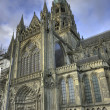 Bayeux Cathedral — Stock Photo #2600448