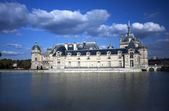 Castle of Chantilly — Stock Photo