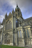 Bayeux Cathedral — Stock Photo