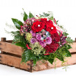 Bouquet of red roses — Foto de Stock