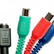 Connection cable — Stock Photo #2179941