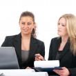 Business women in office — Foto de Stock