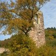 Stock Photo: Turmruine
