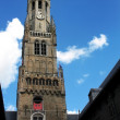 Royalty-Free Stock Photo: Belfry (bell tower) of Bruges.