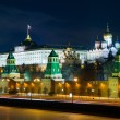 Russimoscow kremlin — Stock Photo #2193110