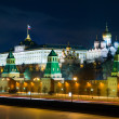 Stock Photo: Russimoscow kremlin