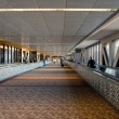 Airport Walkway Corridor — Stock Photo #2191006