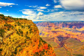 Grand Canyon hdr — Stock Photo