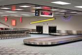 International Airport Buggage Claim — Stock Photo