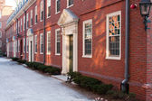 Harvard University Old Building — Stock Photo