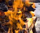 Incendio — Foto de Stock