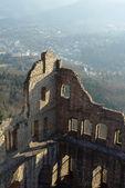 Eski bir kale baden-baden — Stok fotoğraf