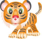 Tiger vector — Stock Vector