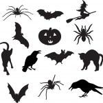 Halloween vector — Stock Vector #2237340