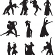 Dance vector — Vector de stock #2237453