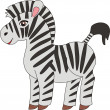 Zebra vector — Stock Vector #2237546