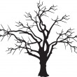 Royalty-Free Stock Imagem Vetorial: Tree vector