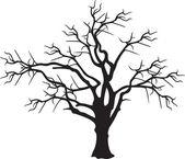 Tree vector — Stock Vector