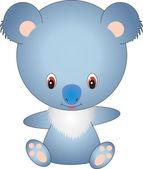 Koala vector — Stock Vector