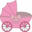 Newborn vector - Stock Vector