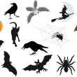 Halloween vector — Stock Vector