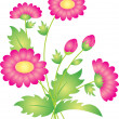 Flower vector — Stock Vector #2479715