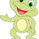 Frog vector — Stock Vector #2479867