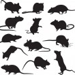 Royalty-Free Stock Vector Image: Mouse vector