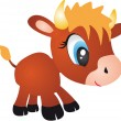 Cow vector — Stock Vector