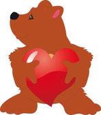 медведь вектор — Cтоковый вектор