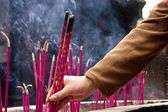 Incense — Stock Photo