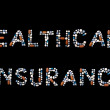 Healthcare insurance — Stock Photo