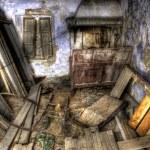 Abandoned room — Stock Photo #2195437