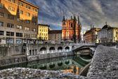 Ljubljana, Slovenia — Stock Photo