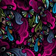 Royalty-Free Stock Vektorfiler: Floral pattern