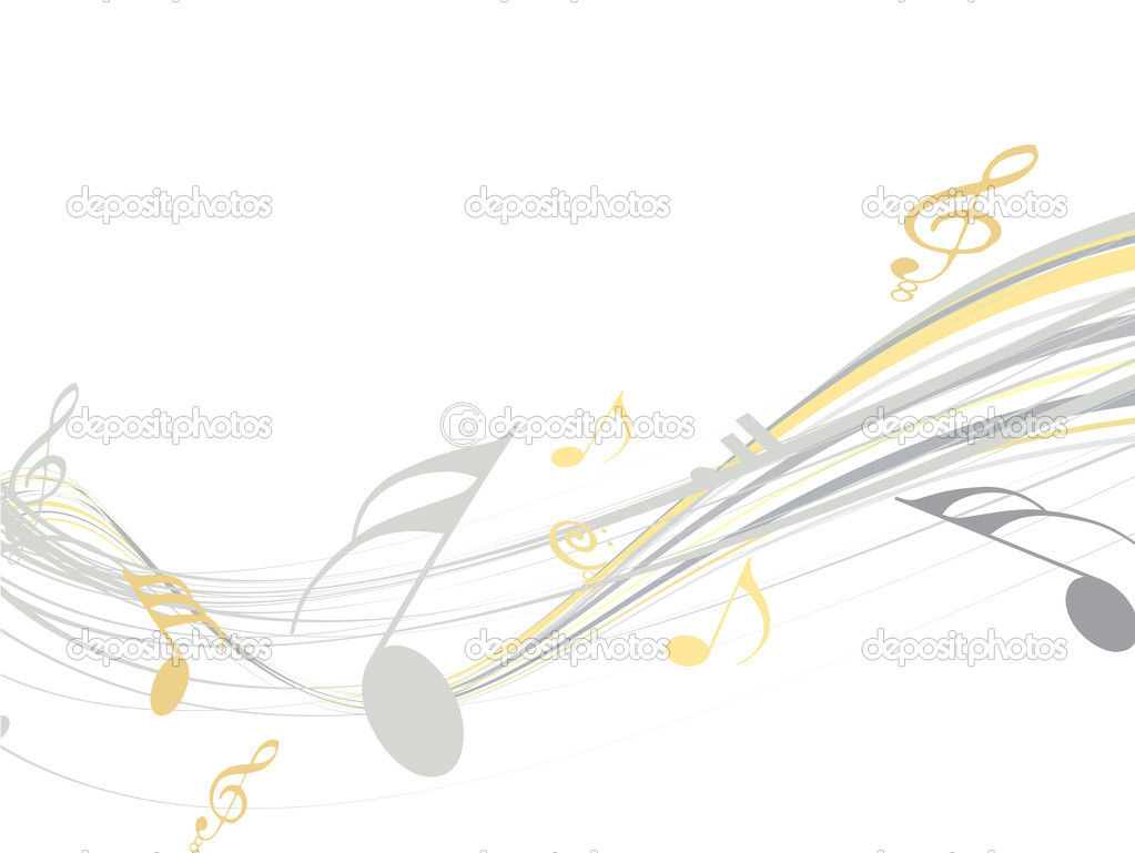 Music theme for more background of this type please visit my gallery — Stock Vector #2607850