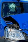 Broken car — Stock Photo