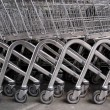Trolleys — Stock Photo