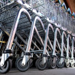 Trolleys — Stock Photo #2597167