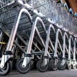 Trolleys - Stock Photo