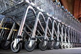 Trolleys — Foto Stock
