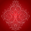 Royalty-Free Stock Vector Image: Elegant floral ornament (vector)