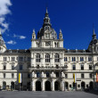 Graz city hall — Stock Photo