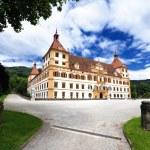 Eggenberg castle in Graz — Stock Photo