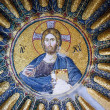 Mosaic of Jesus Christ — Stock Photo #2296464