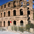 El Jem in Tunisia — Stock Photo