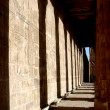 Ancient temple Edfu in Egypt — Stock Photo #2296606