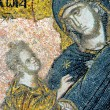 Mosaic of Virgin Mary and Jesus Christ — Stock Photo #2296749