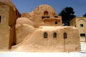 St. Bishop Monastery, Egypt — Stock Photo